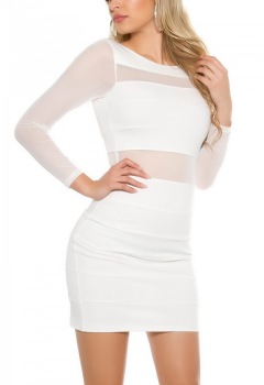 ooKouCla_minidress_with_transparent_sleeves__Color_WHITE_Size_M_0000IN50238_WEISS_87
