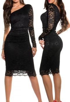 ooKouCla_one-arm_lace_midi_dress__Color_BLACK_Size_14_0000K18403_SCHWARZ_37
